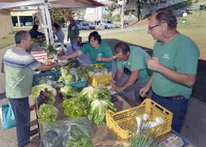 A feira orgânica tem agora edições aos sábados e domingos
